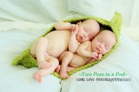 Infant Photography Twins